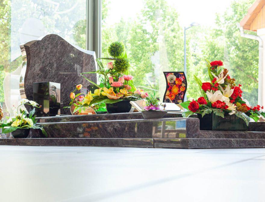 Monuments funéraires à Belfort et Franche Comté